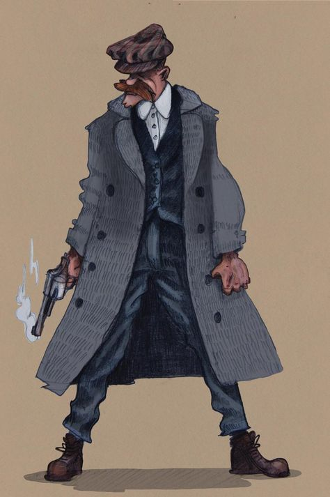 little Fan Art of Arthur Shelby done in september , after watched the BBC's …