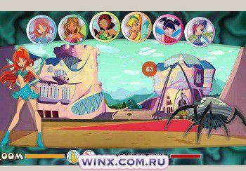 Онлайн игры Винкс для девочек - играть бесплатно