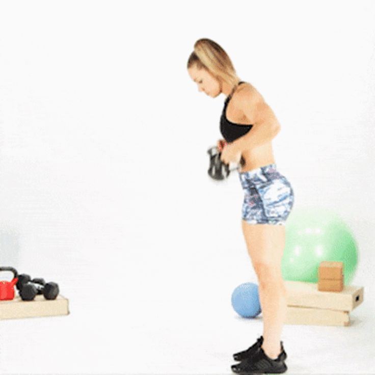 how to do kettlebell clean