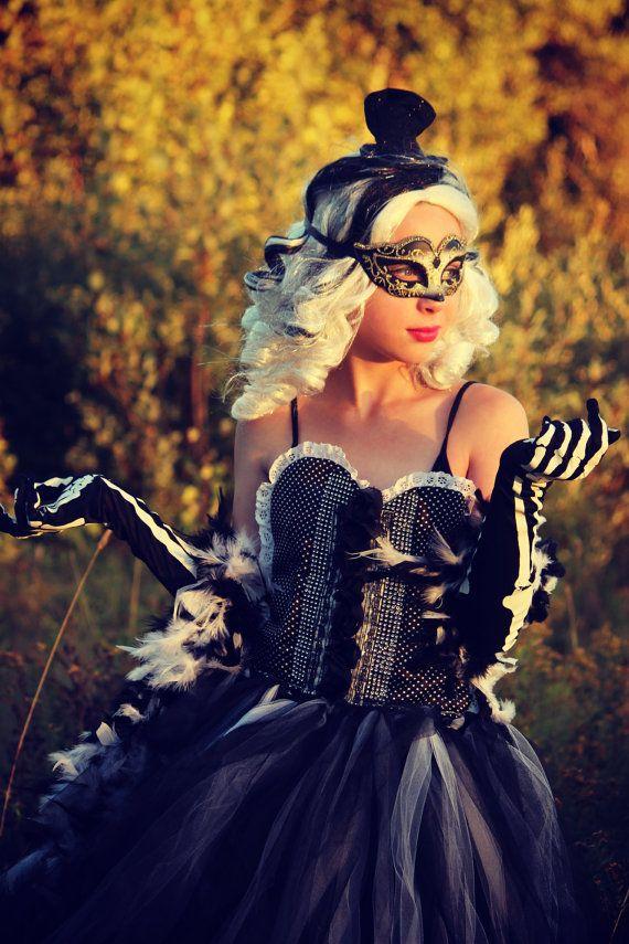 Halloween  jack skeleton monster high inspired tutu by Mybebechic