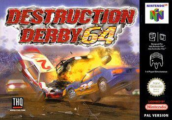 Destruction Derby 64…