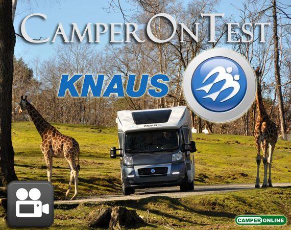 Knaus SkyWave 650 MF Celebration 25 - il VideoCamperOnTest su www.camperonline.com