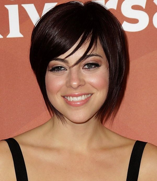 Stupendous 81 Best Images About Short Haircut For Thick Hair On Pinterest Hairstyle Inspiration Daily Dogsangcom
