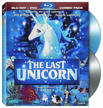 the last unicorn | The Last Unicorn | Blu-ray Review | The Dirty t Shirt |
