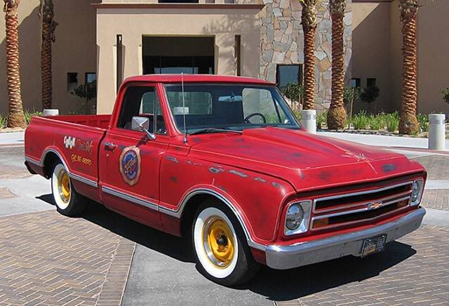 Pics Of  Long Bed Chevy Trucks