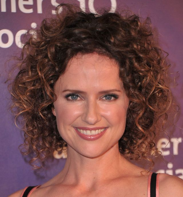 Who Says You Can't Wear Your Curly Hair Short?: Jean Louisa Kelly