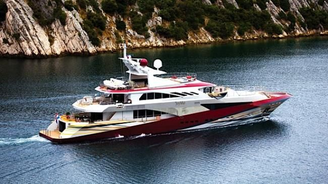 JOY ME Builder: Philip Zepter Yacht Length: 50 m (164 ft) Year: 2011 Guests: 12 Asking Price: 19,000,000 Euros