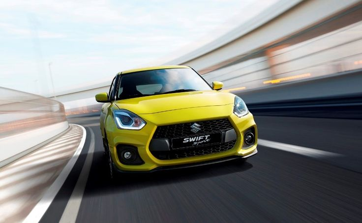 Frankfurt 2017 Lighter And More Powerful Suzuki Swift Sport Makes Public Debut - NDTVAuto.com #757Live