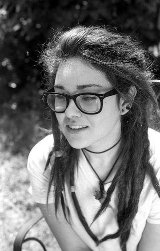 Dreds, Glasses and Attitude = Dream Girl!