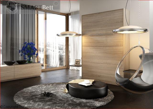 Matrimoniale Schrankbett für optimale raumnutzung