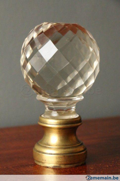 58 best Boules du0027escaliers, boules et poignées de meubles, portes - poignee de porte porcelaine ancienne