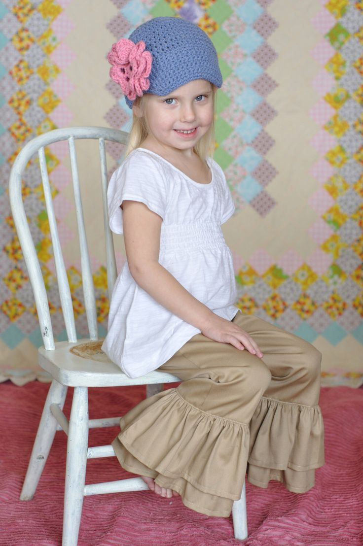 Ma matilda jane good luck trunk coupon code - Girls Double Ruffle Pants Tan Uniform Pants Ruffle Bottoms Ruffle Denim Pant
