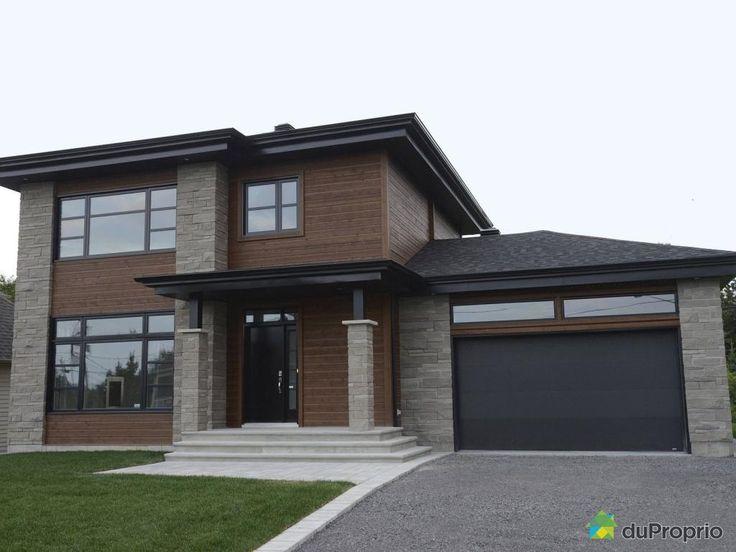 Maison neuve à vendre Sillery, 1450 avenue du Buisson, immobilier Québec | DuProprio | 673972