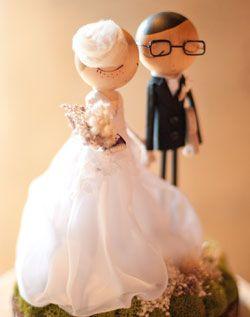 Cake topper: Wooden Cakes, Toppers Weddingidea, Chee Fun, Toppers Wedding Ideas, Pin Today, Wedding Cakes Toppers, Amazing Pin, Kids Funny, Cake Toppers
