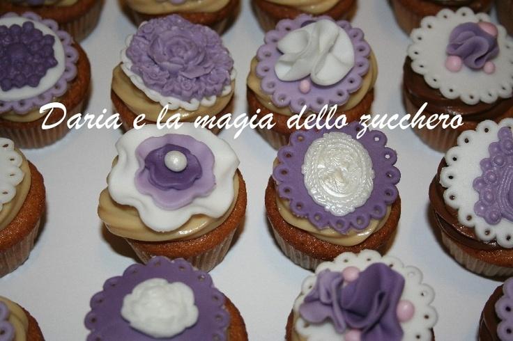 #vintage cupcakes