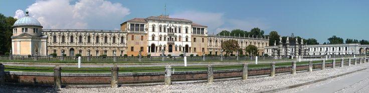 Padova - Piazzola sul Brenta - Villa Contarini