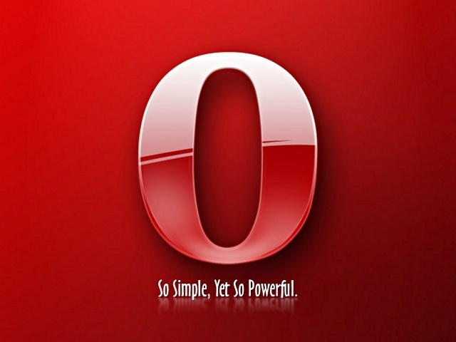 Opera browser update available, 11.64