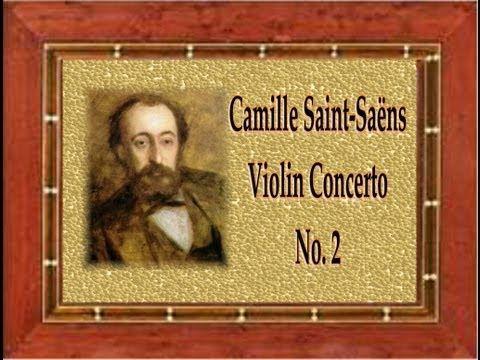 Saint-Saëns/Violin 2