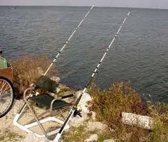 Fishing Rod Holders -