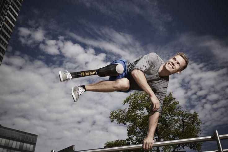 Markus Rehm  Sportler • mehrfacher Welt / Europameister • Paralympicssieger • Weltrekordhalter
