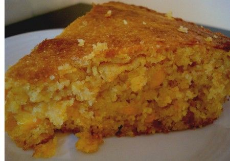 I never liked cornbread til I had Z'Tejas' and now I'm hooked. This is just like it and I have memorized it because I've made it so often!
