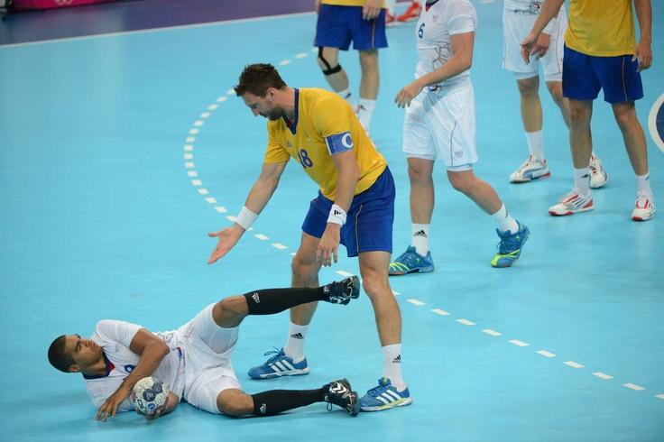 : 2012 Olympics, Not A Comedians