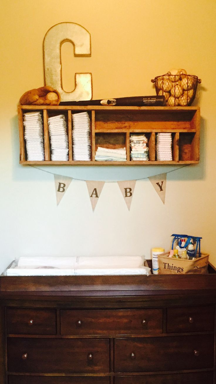 Vintage baseball nursery                                                                                                                                                                                 More