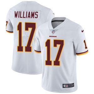 Nike Redskins #17 Doug Williams White Men's Stitched NFL Vapor Untouchable Limited Jersey