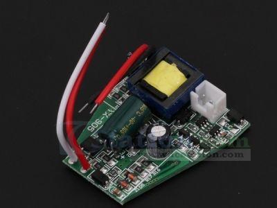 Emergency Power Supply 5W LED Driver AC-DC 3.2V For LED Lamp