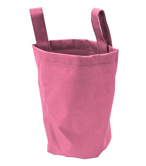 Runna Fabric Bag Pink from The Wooden Toybox