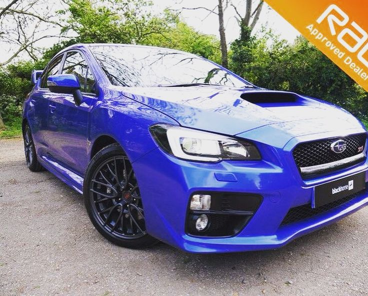 Subaru WRX STi for sale at Essex Sports and Prestige car sales #essexsportsandprestige