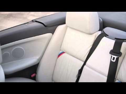 1999 BMW M3 convertible white - YouTube