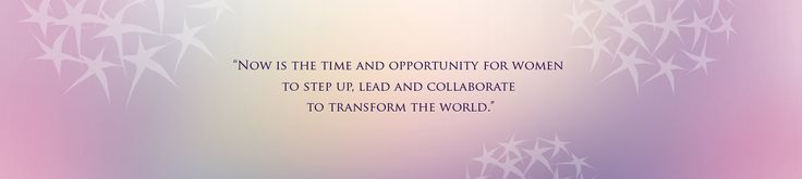 www.gifew.org Are you ready and committed to grow and explore your true potential, live a fulfilled life and make a difference? If yes, we are happy to lead the way for your transformation bringing GIFEW's proven approach exclusively developed for women leaders and over 8 year's practice with over 400 women on 5 continents.