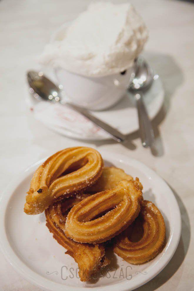 csokiország.hu: Churrros csokoládékrémmel