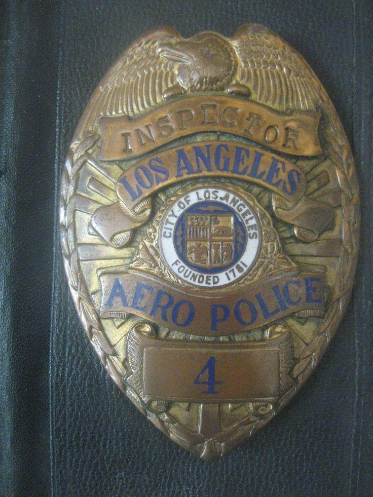 lapd badge - photo #14