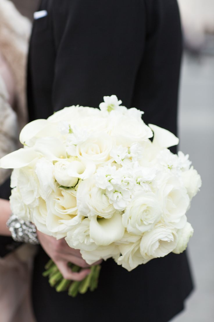 Floral Design: Rountree Flowers | Photography: Charlie Juliet