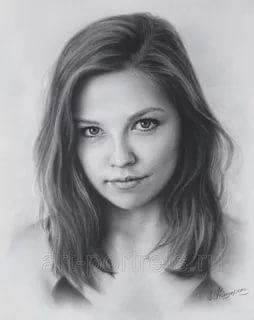 портреты девушек карандашом: 18 тыс изображений найдено в Яндекс.Картинках