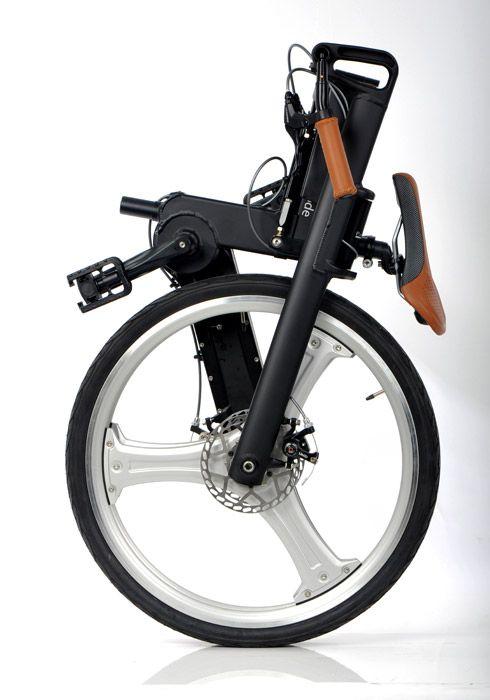 urban folding bike