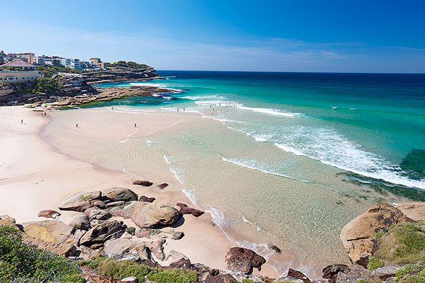 Tamarama Beach, Sydney from Aquabumps