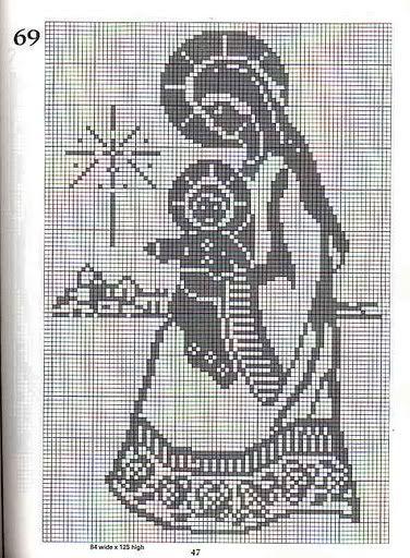 Crochet sólo con paso a paso o video (pág. 713)   Aprender manualidades es facilisimo.com