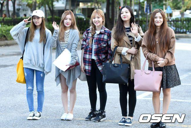 Red Velvet Kpop Fashion 151002 2015