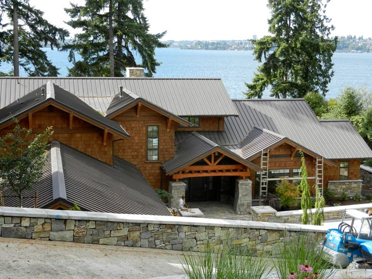 Metal Roof | Metal Roofing Contractor Auburn WA | Chase Construction North  West .