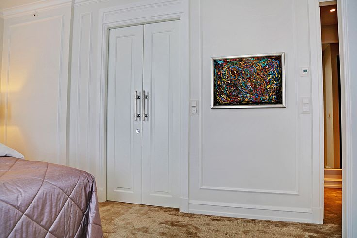 D'angleterre Suite   custom sliding door made by Vahle doors