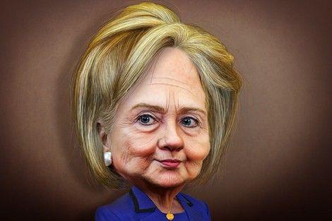 """هيلاري كلينتون .. """"روكي السياسة"""" تطمح إلى تأنيث رئاسة أمريكا"""