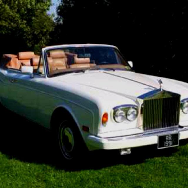 Dream car. . .