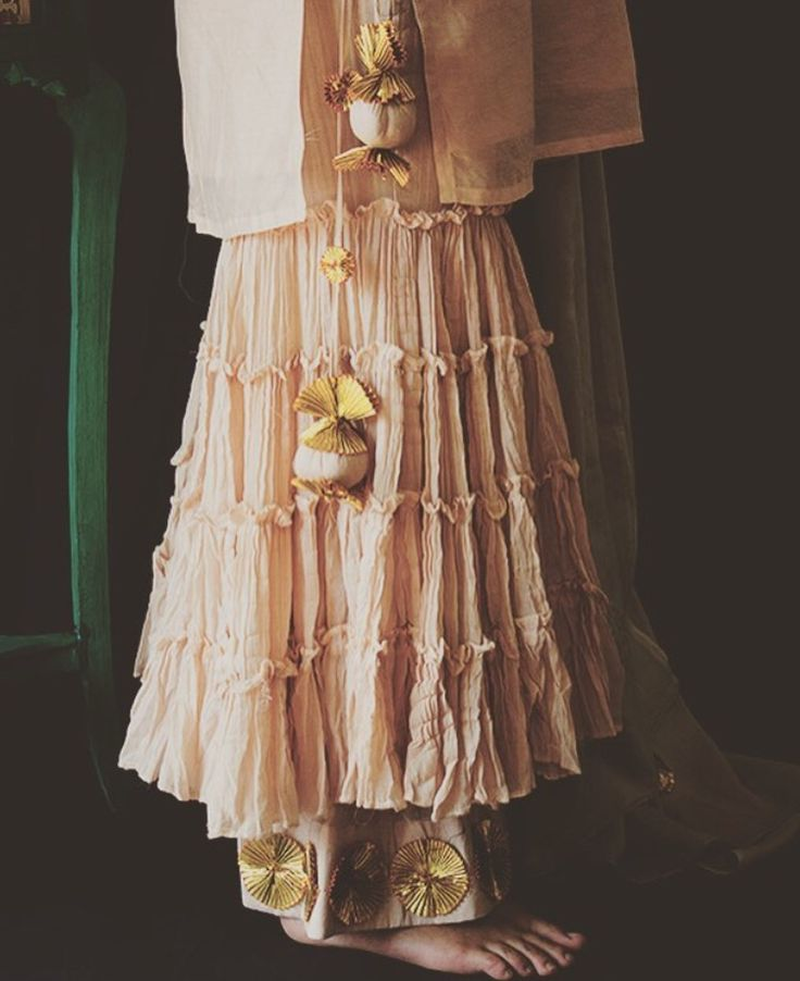 The loom # tassel love # details # hand crafted # sharara love