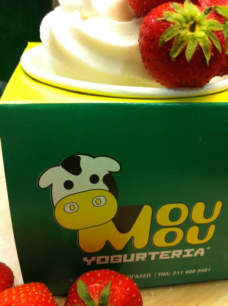 #frozenyoghurt #bubbletea #greece #moumou #moumouyogurteria #yogurteria #food #drink #quality #tasty #yummy #best #toppings #shop #love #delicious #friends #