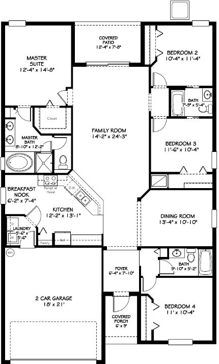 24 best Townhome floor plans images on Pinterest Terraced house - copy draw blueprint online free