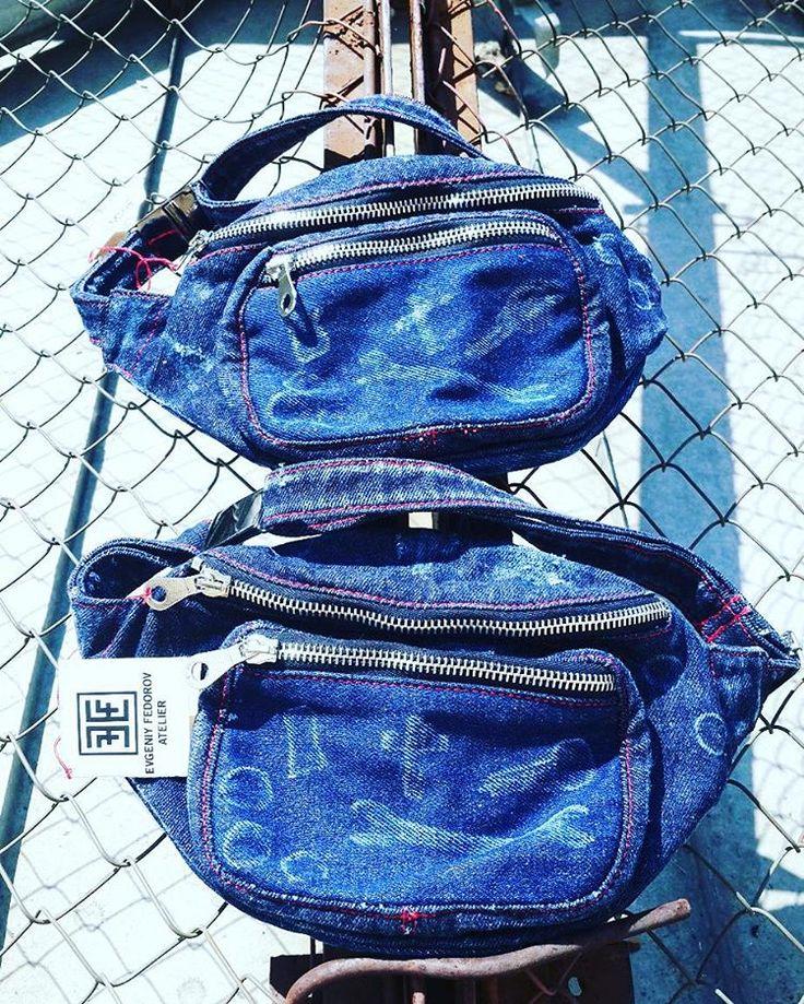Замечательные поясные сумки-близнецы радуют их обладателя. Кстати, такие сумки (или из другой ткани), доступны под заказ на нашем сайте evgeniyfedorov.com. Все подробности по Тел.-Viber-WhatsApp-Telegram +38(093)979-88-77