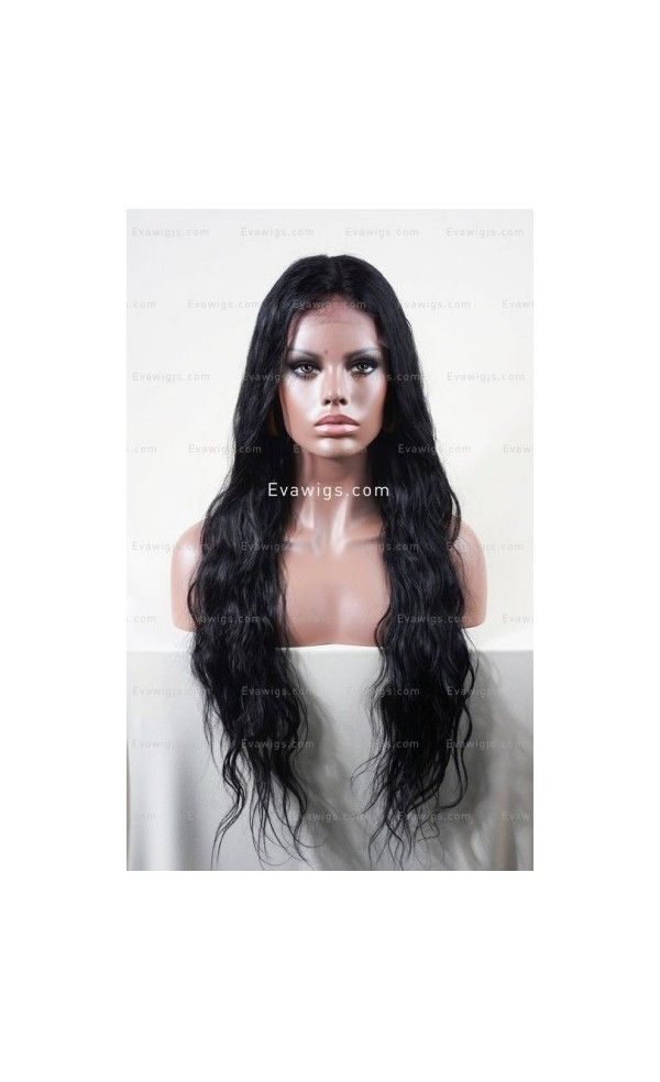 Best Human Hair Wigs in 2017 - Goddess Body Wavy Full Lace Human Hair Wig - BEST01 - Best Human Hair Wigs in 2017 - EvaWigs